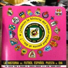 Collectionnisme sportif: CALENDARIO DINAMICO LIGA FUTBOL 1998-1999. Lote 152024862