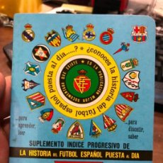 Coleccionismo deportivo: CALENDARIO DINAMICO LIGA FUTBOL 1993-1994. Lote 152025450