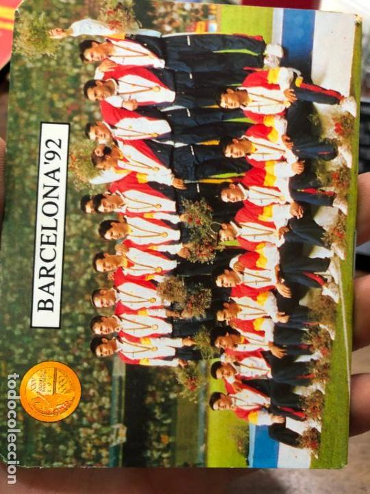 Coleccionismo deportivo: CALENDARIO DINAMICO LIGA FUTBOL 1993-1994 - Foto 2 - 152025450