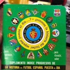 Collectionnisme sportif: CALENDARIO DINAMICO LIGA FUTBOL 1988-1989. Lote 152026710