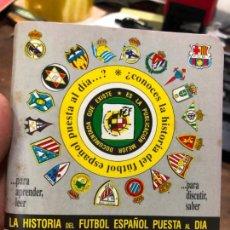 Collectionnisme sportif: CALENDARIO DINAMICO LIGA FUTBOL 1995-1996. Lote 152027518