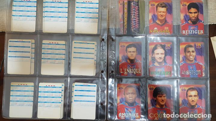CALENDARIOS DE BOLSILLO BARÇA 1996 (Coleccionismo Deportivo - Documentos de Deportes - Calendarios)