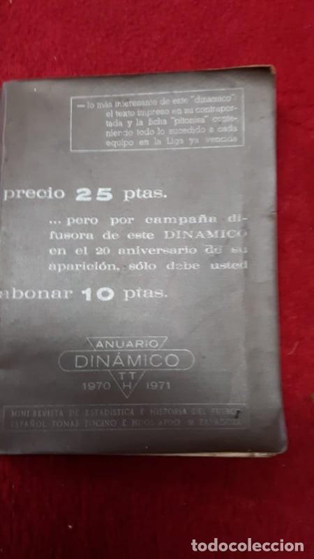 Coleccionismo deportivo: Calendarios Dinamicos - Foto 5 - 155039074