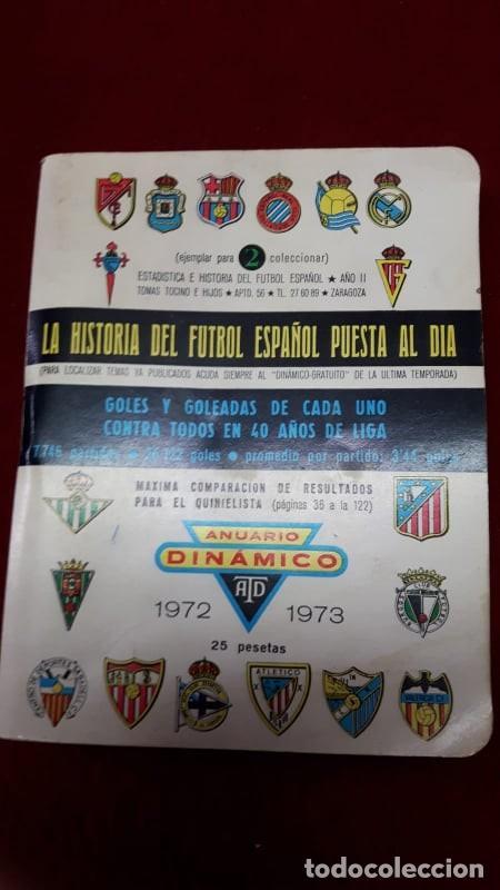 Coleccionismo deportivo: Calendarios Dinamicos - Foto 6 - 155039074