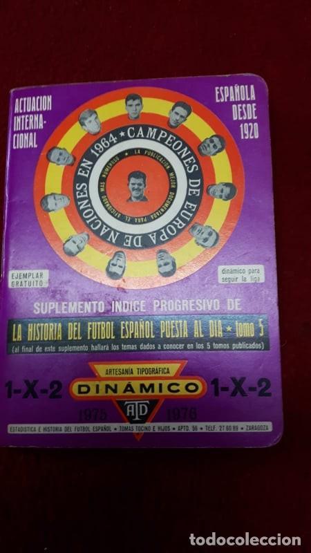 Coleccionismo deportivo: Calendarios Dinamicos - Foto 8 - 155039074