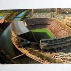 Coleccionismo deportivo: CALENDARIO DE BOLSILLO. ANTIGUO AÑO 1975 - ATLÉTICO DE MADRID - ESTADIO VICENTE CALDERÓN - FÚTBOL . Lote 156854194