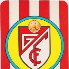 Collectionnisme sportif: CALENDARIO DE BOLSILLO - GRANADA FUTBOL CLUB - 1975. Lote 159061214