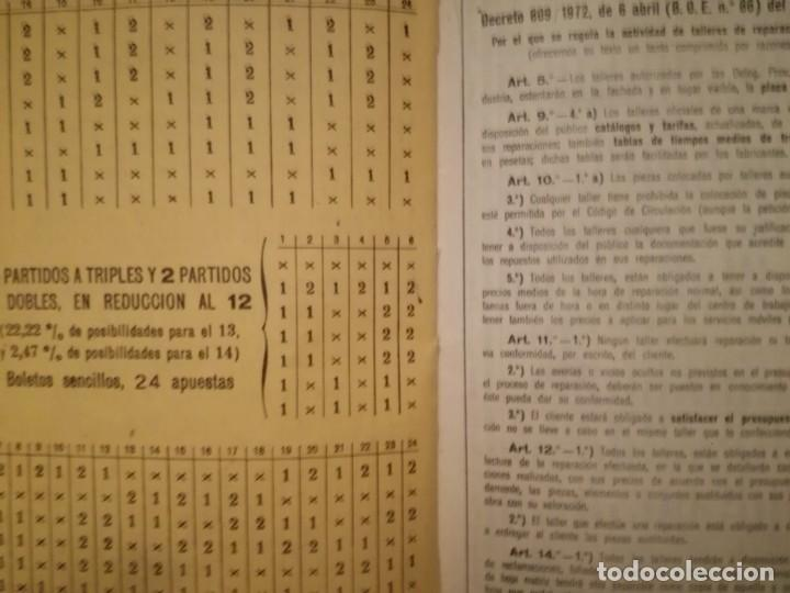 Coleccionismo deportivo: DINAMICO 1975/76 - Foto 3 - 159292838