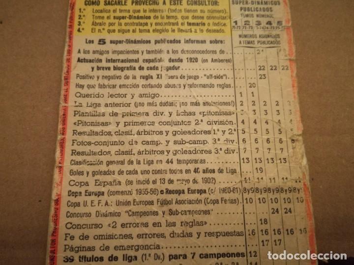 Coleccionismo deportivo: DINAMICO 1975/76 - Foto 9 - 159292838