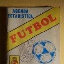 Coleccionismo deportivo: CALENDARIO DINÁMICO - PRIMERA Y SEGUNDA DIVISIÓN FUTBOL LIGA 1990-91 - AGENDA INTINA - C/ RESULTADOS. Lote 161306958