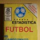 Coleccionismo deportivo: CALENDARIO DINÁMICO - PRIMERA Y SEGUNDA DIVISIÓN FUTBOL LIGA 1995-96 - AGENDA INTINA - C/ RESULTADOS. Lote 161307094