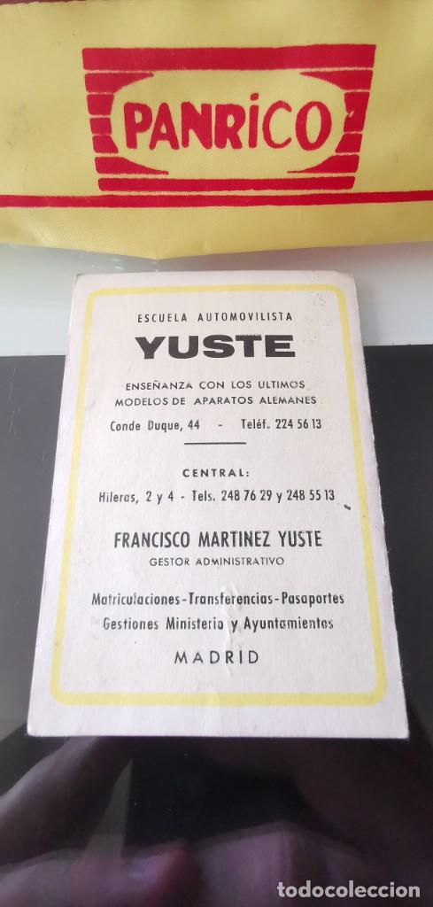 Coleccionismo deportivo: CALENDARIO FÚTBOL 1ª DIVISIÓN LIGA TEMPORADA 1967 1968 - Foto 3 - 165174074