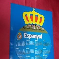 Coleccionismo deportivo: CALENDARIO ESPANYOL 1999. DIARIO AS CON 13 LAMINAS. Lote 165607294