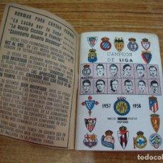 Coleccionismo deportivo: (TC-201/19) IMPRESIONANTE LOTE DE 155 CALENDARIOS FUTBOL DINAMICO Y OTROS AÑOS 1957 AL 2013 FOTOS. Lote 167653956
