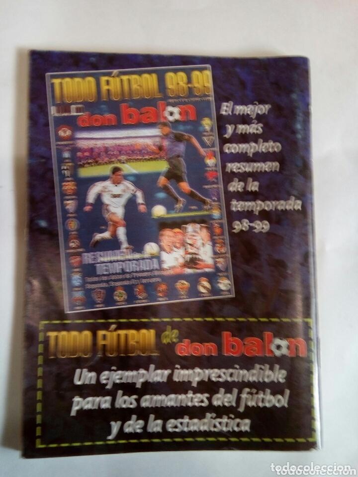 Coleccionismo deportivo: CALENDARIO 99-2000 - Foto 2 - 174251048
