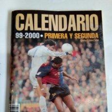 Coleccionismo deportivo: CALENDARIO 99-2000. Lote 174251048