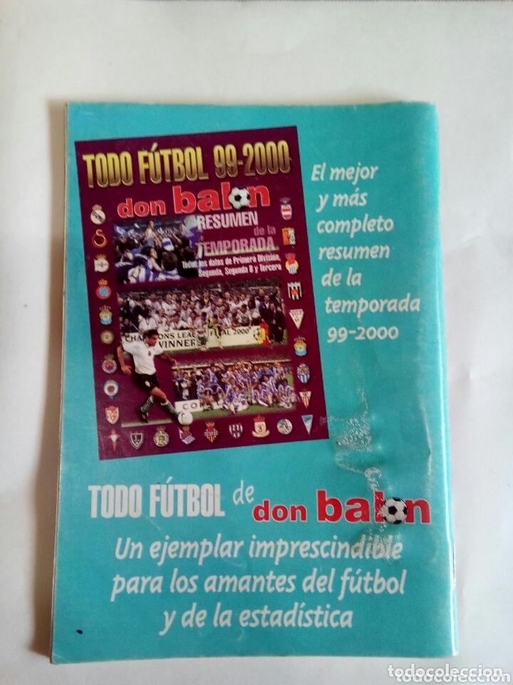 Coleccionismo deportivo: CALENDARIO 2000-01 - Foto 2 - 174251188