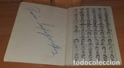 Coleccionismo deportivo: CALENDARIO DINAMICO TEMPORADA 1962-1963 CALENDARIO DE FUTBOL PRACTICO DINAMICO 1962--1963 - Foto 3 - 174971885