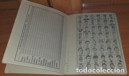 Coleccionismo deportivo: CALENDARIO DINAMICO TEMPORADA 1962-1963 CALENDARIO DE FUTBOL PRACTICO DINAMICO 1962--1963 - Foto 4 - 174971885