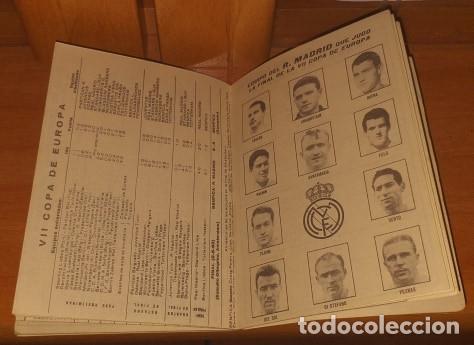 Coleccionismo deportivo: CALENDARIO DINAMICO TEMPORADA 1962-1963 CALENDARIO DE FUTBOL PRACTICO DINAMICO 1962--1963 - Foto 5 - 174971885