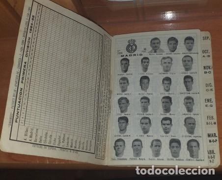 Coleccionismo deportivo: CALENDARIO DINAMICO TEMPORADA 1962-1963 CALENDARIO DE FUTBOL PRACTICO DINAMICO 1962--1963 - Foto 3 - 174973412