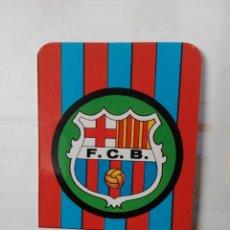 Coleccionismo deportivo: CALENDARIO DE BOLSILLO AÑO 1987 F.C.BARCELONA. Lote 178153885
