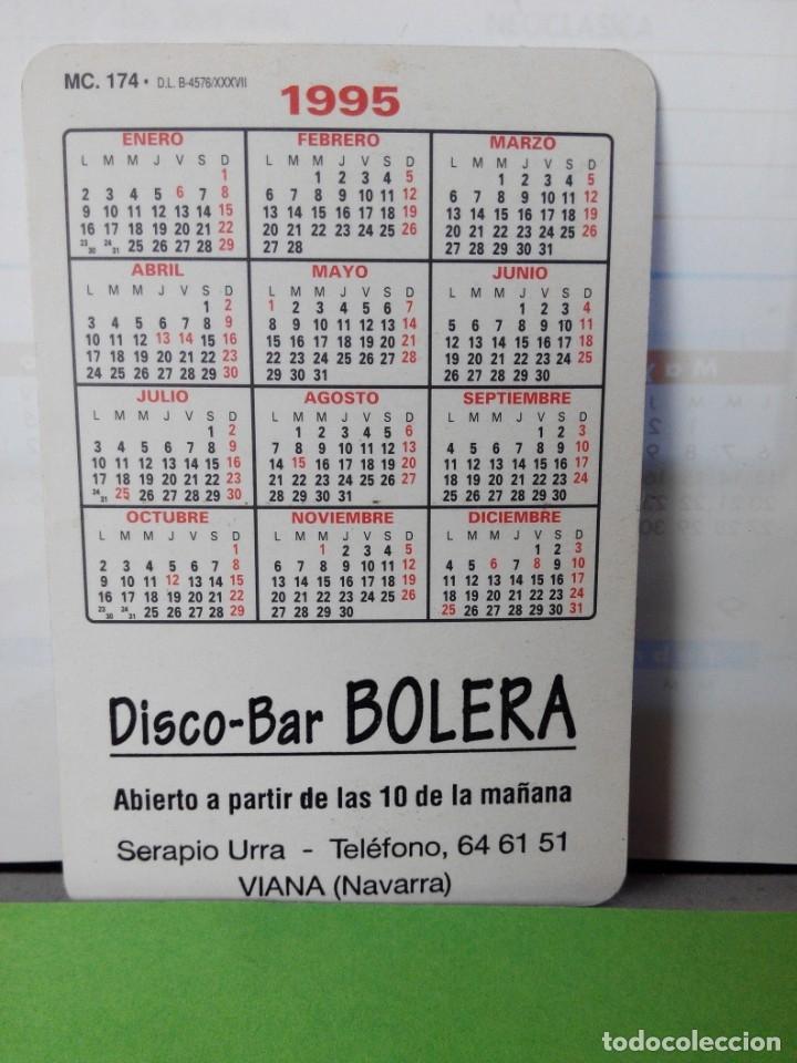 Coleccionismo deportivo: CALENDARIO DE BOLSILLO AÑO 1995 F.C.BARCELONA - Foto 2 - 178154448