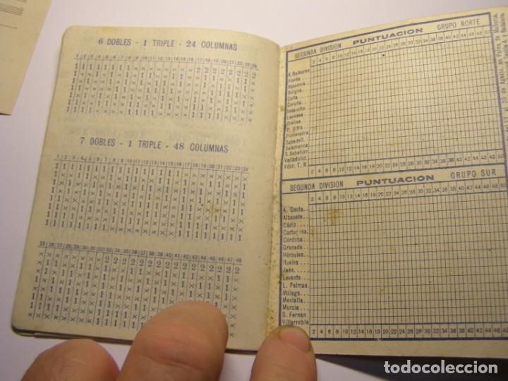 Coleccionismo deportivo: Calendario dinámico de futbol temporada 1961 - 1962 - Foto 5 - 179115707