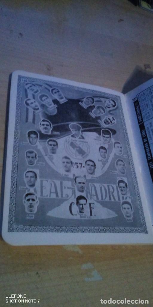 Coleccionismo deportivo: Calendario anuario de fútbol dinamico temporada 1971 1972, con suplemento - Foto 2 - 184801322