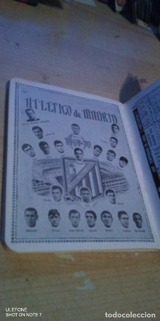 Coleccionismo deportivo: Calendario anuario de fútbol dinamico temporada 1971 1972, con suplemento - Foto 3 - 184801322