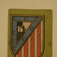 Coleccionismo deportivo: CALENDARIO DE LIGA 1ª DIVISION TEMPORADA 1954-55 PUBLICIDAD CARAMELOS RODRIGUEZ. Lote 186025712