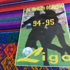 Coleccionismo deportivo: CALENDARIO DE 1ª DIVISIÓN LIGA 94 95 1994 1995. 20,5X10 CMS. BUEN ESTADO. SIN USO.. Lote 191138830