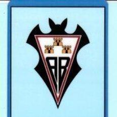 Coleccionismo deportivo: CALENDARIO CASA LOPEZ FUTBOL ALBACETE DEL AÑO 2020 PLASTIFICADO . Lote 191915168