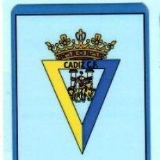 Coleccionismo deportivo: CALENDARIO CASA LOPEZ FUTBOL CÁDIZ DEL AÑO 2020 PLASTIFICADO . Lote 191915611