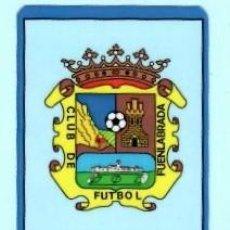 Coleccionismo deportivo: CALENDARIO CASA LOPEZ FUTBOL FUENLABRADA DEL AÑO 2020 PLASTIFICADO . Lote 191916126