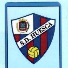 Coleccionismo deportivo: CALENDARIO CASA LOPEZ FUTBOL HUESCA DEL AÑO 2020 PLASTIFICADO . Lote 191916393