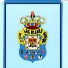 Coleccionismo deportivo: CALENDARIO CASA LOPEZ FUTBOL LAS PALMAS DEL AÑO 2020 PLASTIFICADO . Lote 191916512