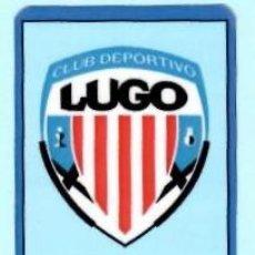 Coleccionismo deportivo: CALENDARIO CASA LOPEZ FUTBOL LUGO DEL AÑO 2020 PLASTIFICADO . Lote 191916612