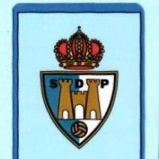 Coleccionismo deportivo: CALENDARIO CASA LOPEZ FUTBOL PONFERRADINA DEL AÑO 2020 PLASTIFICADO . Lote 191917233