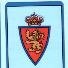 Coleccionismo deportivo: CALENDARIO CASA LOPEZ FUTBOL ZARAGOZA DEL AÑO 2020 PLASTIFICADO . Lote 191917628