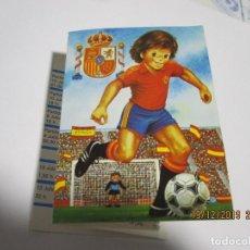 Coleccionismo deportivo: CALENDARIO FUTBOL MUNDIAL EEUU 94 ESTADOS UNIDOS 1994. Lote 192563101