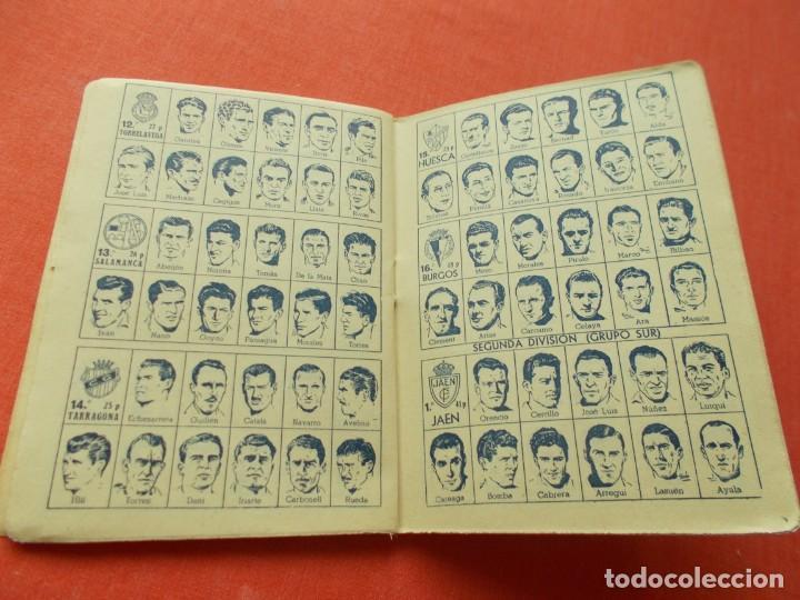 Coleccionismo deportivo: CALENDARIO DEPORTIVO DE LIGA 1953-54 IGUALATORIO MEDICO-QUIRURGICO DE ZARAGOZA - Foto 8 - 194243627