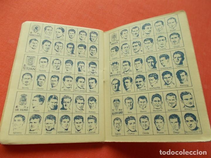 Coleccionismo deportivo: CALENDARIO DEPORTIVO DE LIGA 1953-54 IGUALATORIO MEDICO-QUIRURGICO DE ZARAGOZA - Foto 9 - 194243627