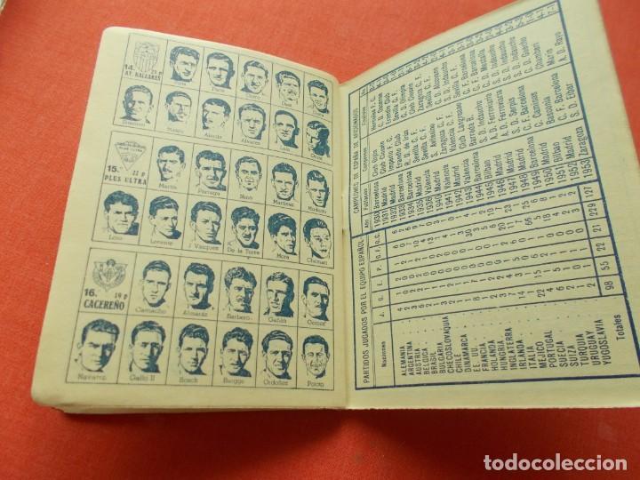 Coleccionismo deportivo: CALENDARIO DEPORTIVO DE LIGA 1953-54 IGUALATORIO MEDICO-QUIRURGICO DE ZARAGOZA - Foto 10 - 194243627