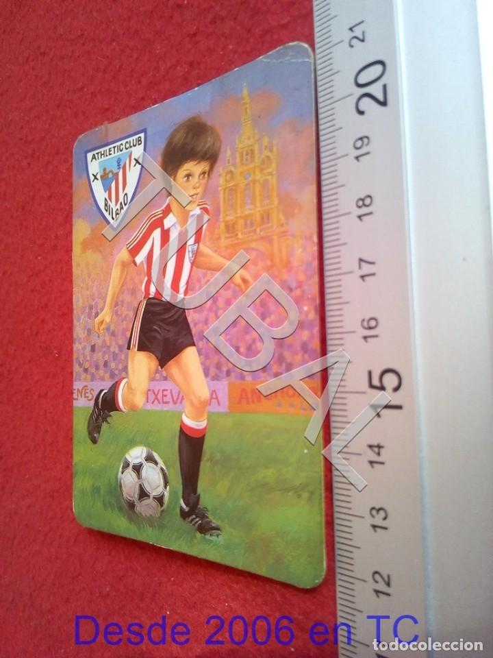 TUBAL ATHLETIC BILBAO CALENDARIO 1994 GUSTAVO CORTIJO NAVEZUELAS CACERES B49 (Coleccionismo Deportivo - Documentos de Deportes - Calendarios)