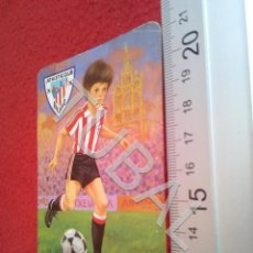 Coleccionismo deportivo: TUBAL ATHLETIC BILBAO CALENDARIO 1994 GUSTAVO CORTIJO NAVEZUELAS CACERES B49. Lote 195289337