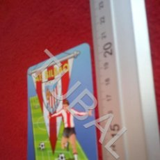 Coleccionismo deportivo: TUBAL ATHLETIC BILBAO CALENDARIO 1997 PEÑA MADRILEÑA DEL ATHLETIC B49. Lote 195289627