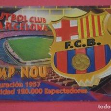Coleccionismo deportivo: CALENDARIO DE BOLSILLO FUTBOL F.C. BARCELONA AÑO 1999 LOTE 3 MIRAR FOTOS. Lote 195911956