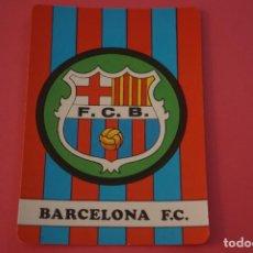 Coleccionismo deportivo: CALENDARIO DE BOLSILLO FUTBOL F.C. BARCELONA AÑO 1996 LOTE 3 MIRAR FOTOS. Lote 195912893