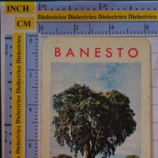 Coleccionismo deportivo: CALENDARIO DE BOLSILLO. FOURNIER. AÑO 1966. BANESTO ENCINA SALMERÓN EL PARDO MADRID. Lote 197687806